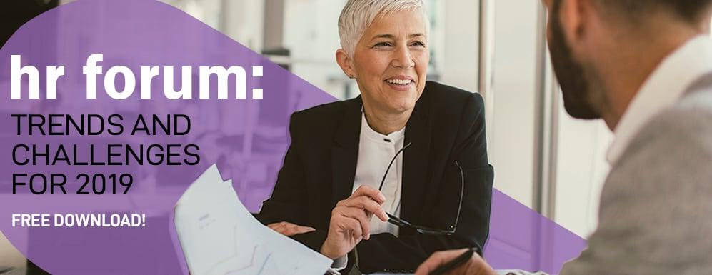HR Forum-Trends & Challenges