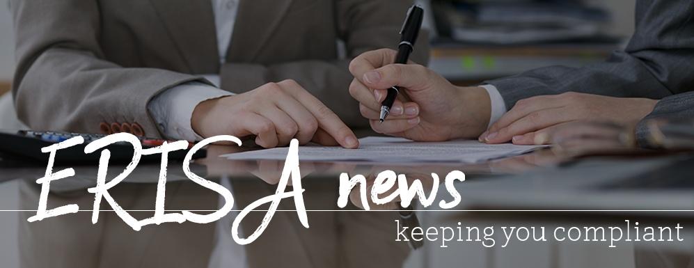 ERISA news & updates from VonLehman's team of experts