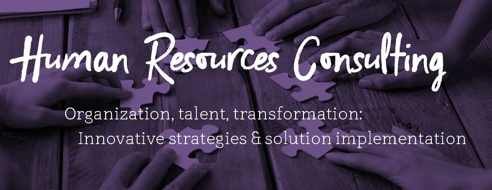 HR Consulting - Strategic Guidance & Successful Implementation