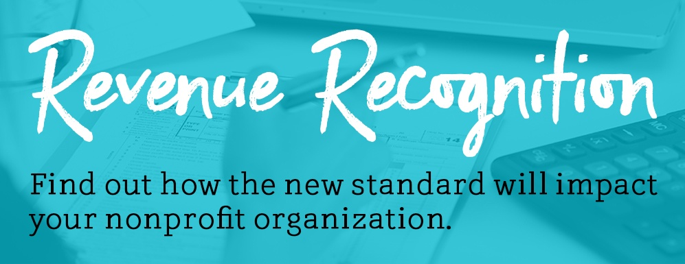 Nonprofit Revenue Recognition