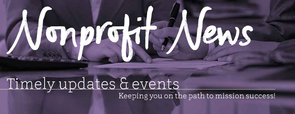 Nonprofit News & Events