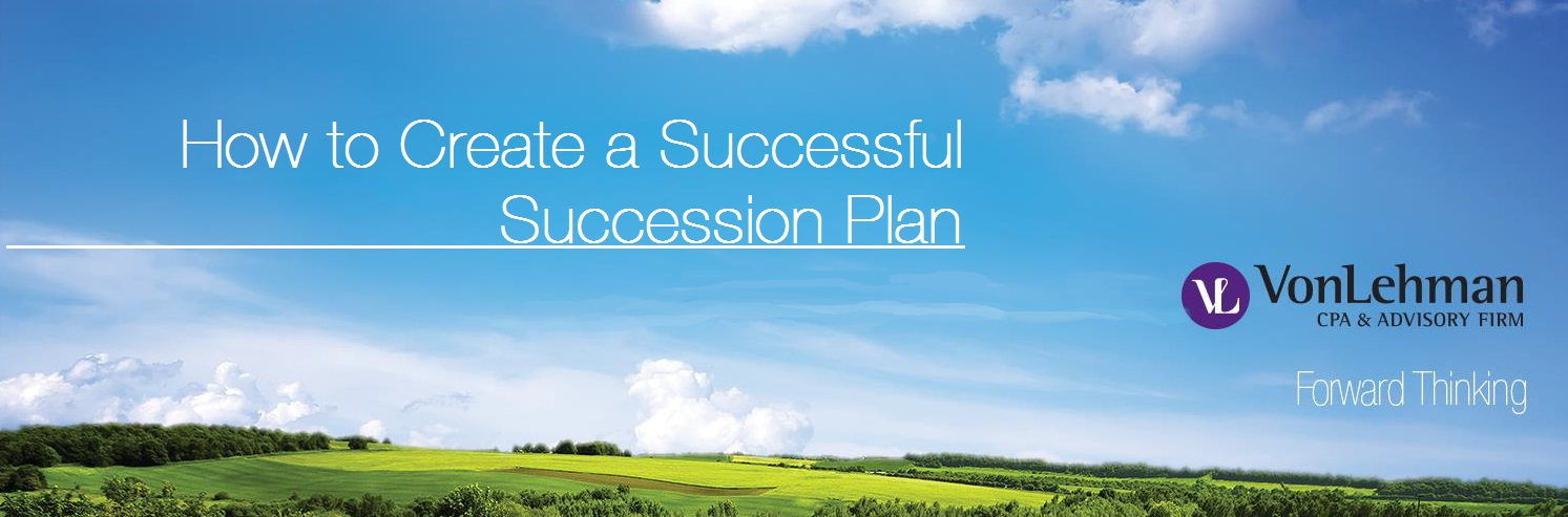How to Create a Successful Succession Plan